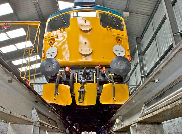 Bo'ness Diesels.Fleet Maintenance